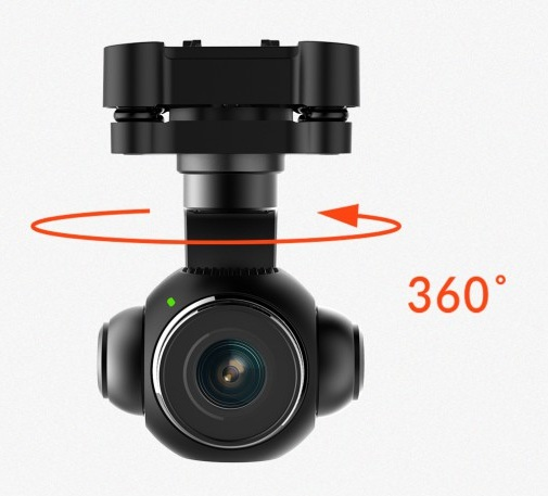 YUNEEC C23 caméra avec 1
