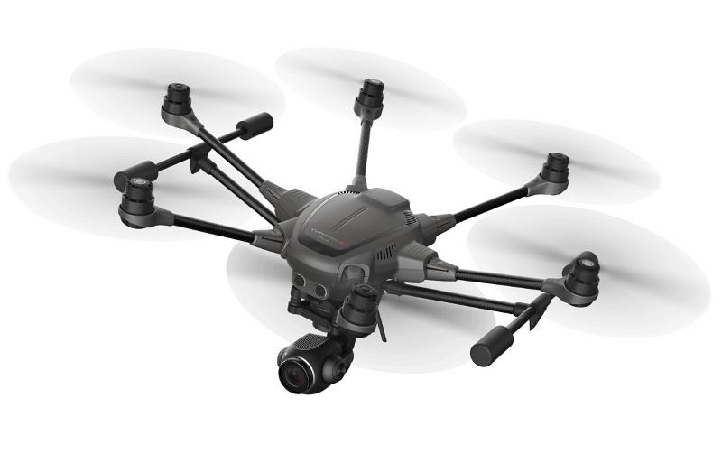 C23 caméra avec nacelle stabilisée 360°